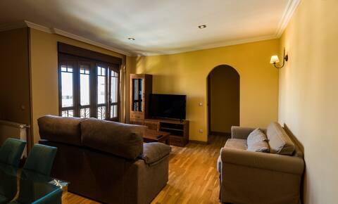 Apartamento hasta 5 personas en Burela