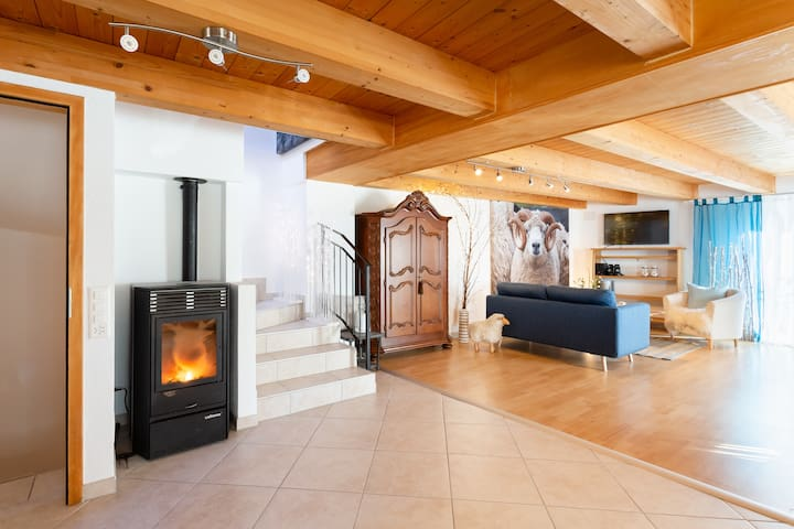 NEW Riverview  home 200qm2  Lavertezzo /Verzasca