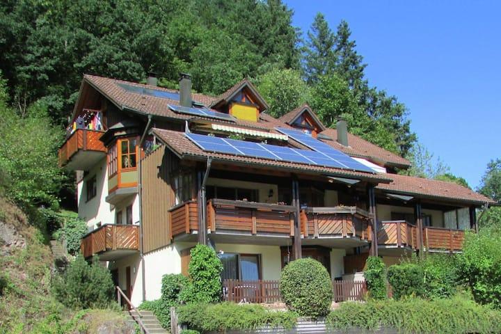 Idyllische Ferienwohnung in Schiltach in Waldnähe