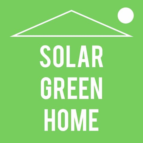 This is a SOLAR POWERED HOME ! Save your electricity cost that others charge you with the room price.   Use solar energy.