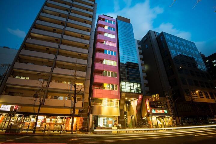 Guesthouse  Senbahostel - Osaka - Bed & Breakfast
