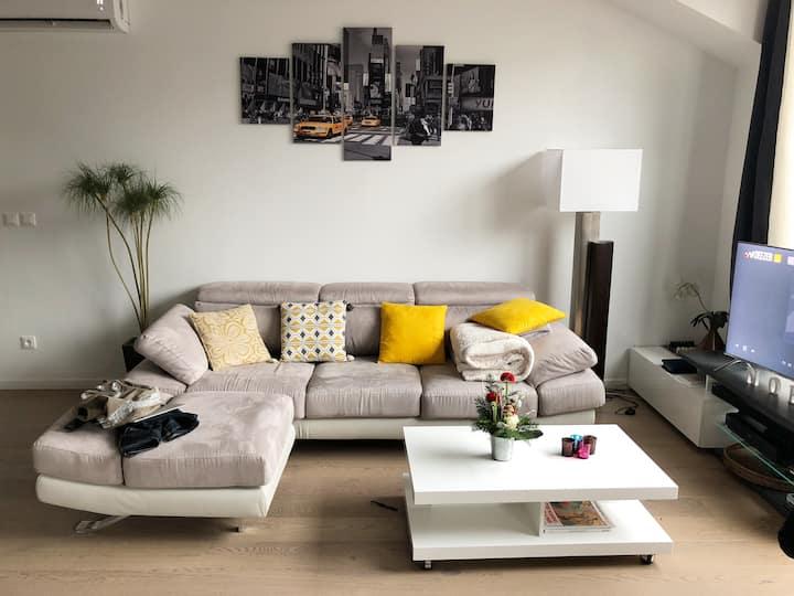 Magnifique Duplex à Suresnes Longchamps