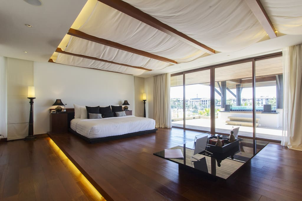 """Japanese"" Master Bedroom"