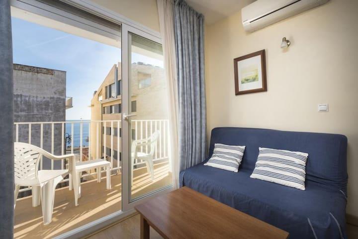 Bonaire Hotel - quadruple room, L'Escala