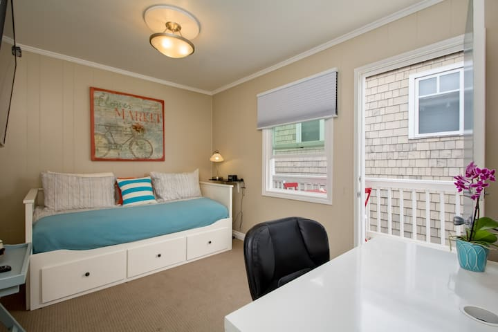 Guest bedroom with Daybed