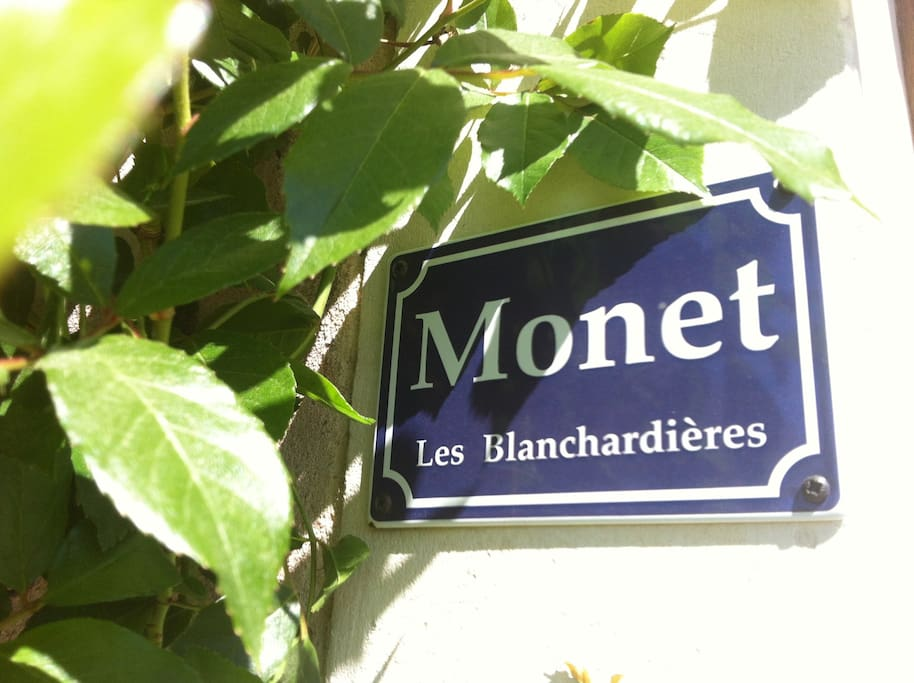 Welcome to Monet Les Blanchardieres