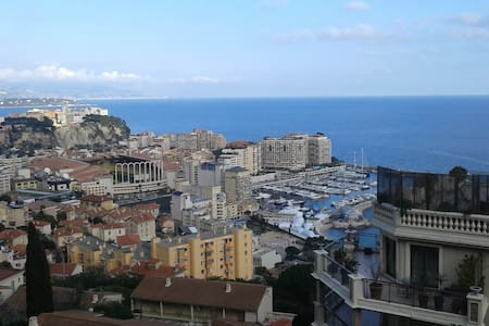 RENTING AT THE INHABITANT NEAR MONACO - Cap-d'Ail