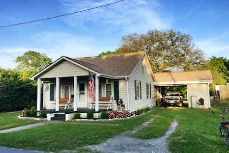 Twin Oaks - The Classic Beaufort Bungalow Cottage - Beaufort