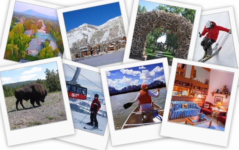 Teton Village Getaway - Close to Skiing!