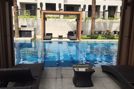 Luxury mansion with pool&parking - Wenshan District