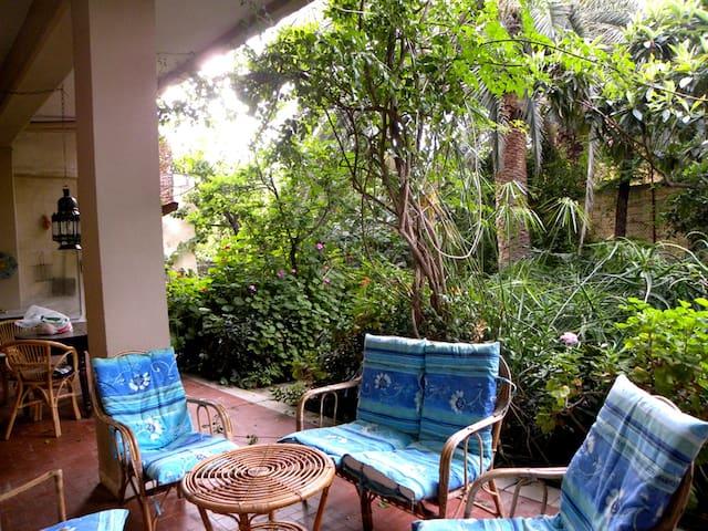 VILLA DELLE PALME, Garden Suite