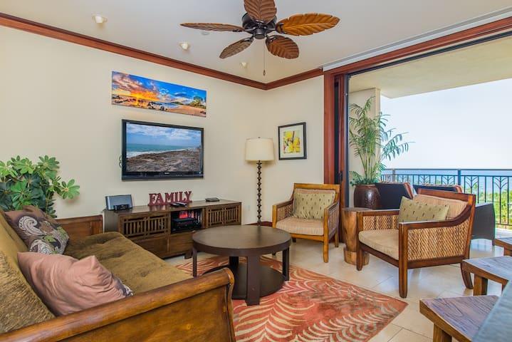 3 Bedroom Family Vacation Villa with Ocean View - Kapolei - Villa