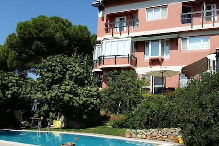 Super Villa, Multi Purpose, Seaview,Pines,Sun,Pool - Kartal