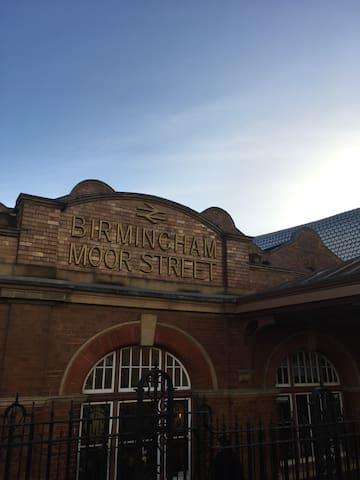 City Centre Birmingham,Parking,Double bedroom
