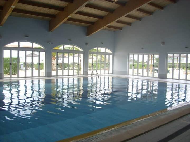 Holiday home jacuzzi e piscinas em Portimão