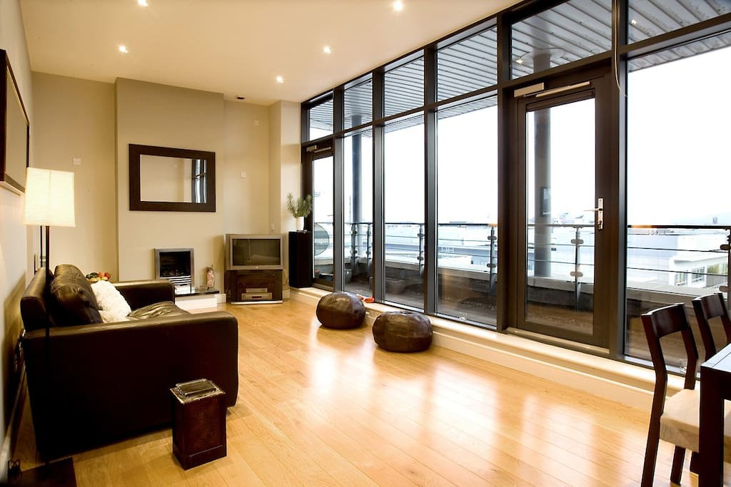 Penthouse Apartment, IFSC, Dublin - Apartments for Rent in ...