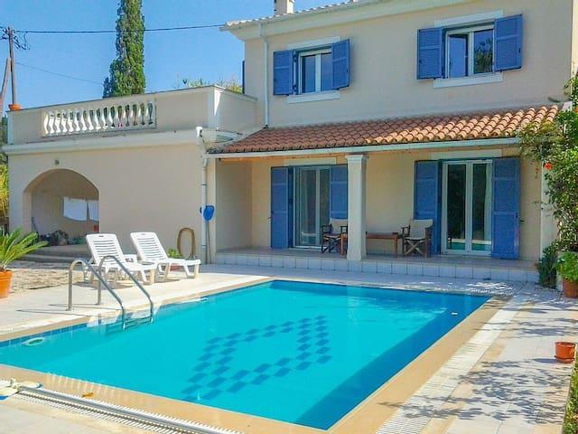Villa Gardenia Corfu near Arillas - Armenades - Villa