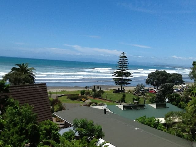 Ohope Apartment with sea view - Ohope - Daire