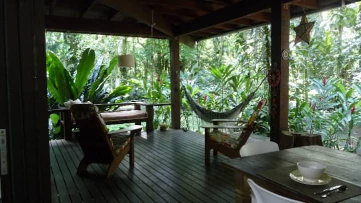 Casa de Praia no Paraíso Tropical