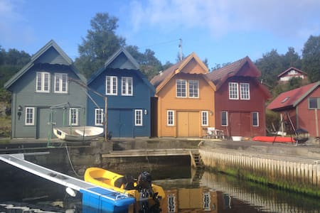 The Blue Sea House