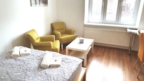 Apartment No. 2 - Center of České Budějovice