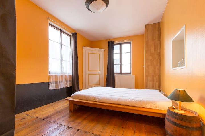 Jolie maison t2 duplex,jardin - Aix-les-Bains - Dom