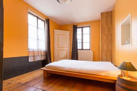Jolie maison t2 duplex,jardin - Aix-les-Bains - Dům