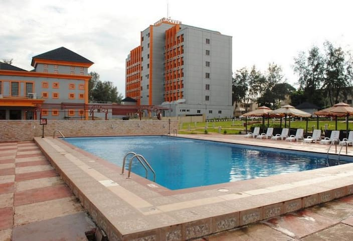 Rockview Owerri Hotels-exclusive Hospitality and Luxurious Ambience
