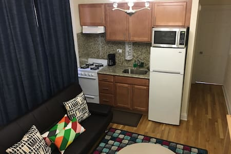Brand New 1 Bedroom Apartment Next To Times Square - New York - Apartment