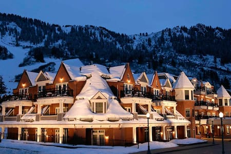 Luxurious Studio @ Aspen Mountain - Aspen