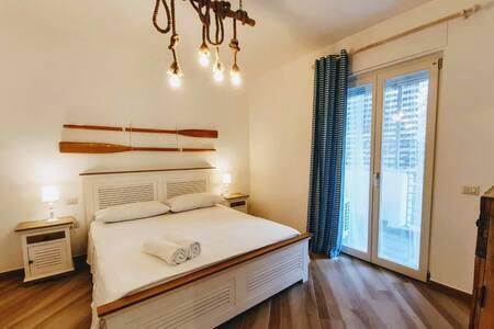 Appartamento sul mare Livia nel cuore della Puglia