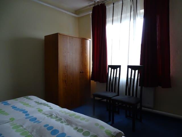 Vierbettzimmer-Ensuite