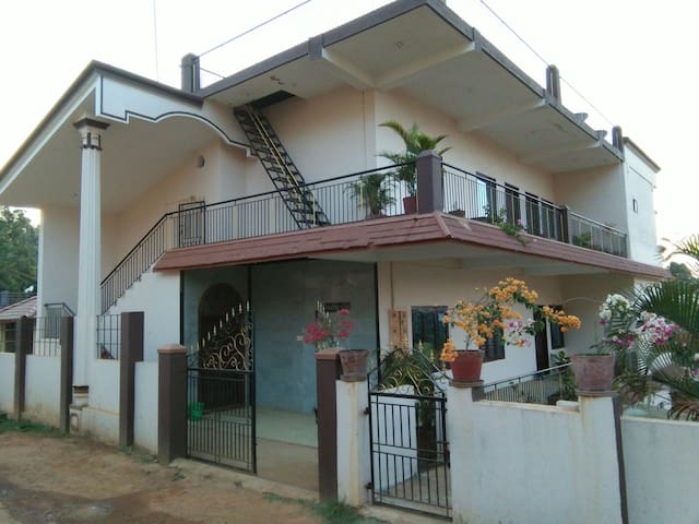 Coorg homes Home away to home - Madikeri - Appartement