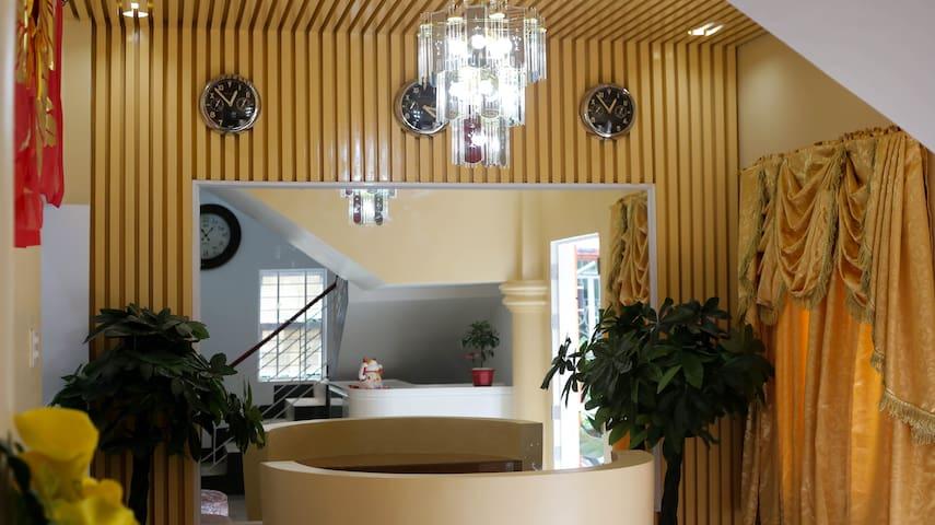 Acquapert Residences Double Deluxe Room