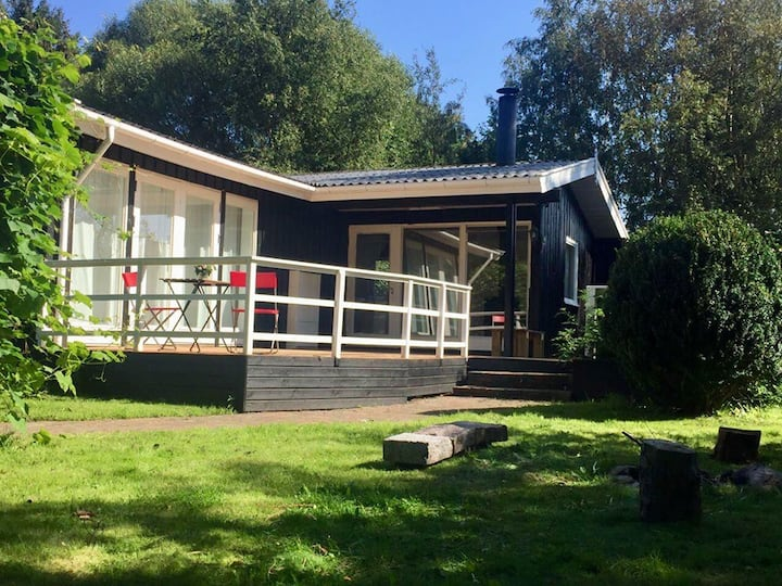 Nordic style summer house near Gilleleje