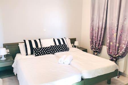 Garden Side - One bedroom apartment