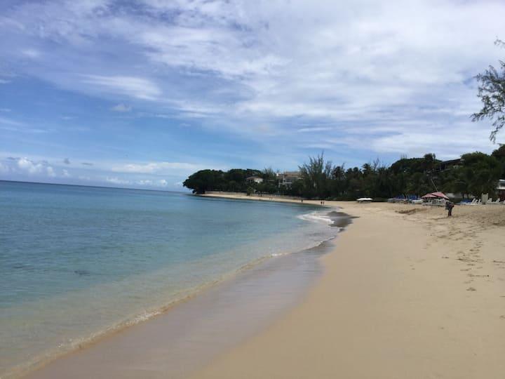 Dolphin Bay Villa beach front on the west coast