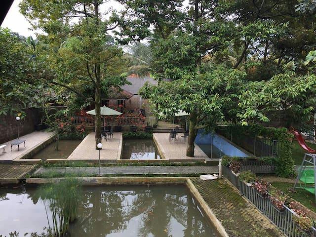 Villa Taman Air Gadog - Bogor - Puncak - Villa