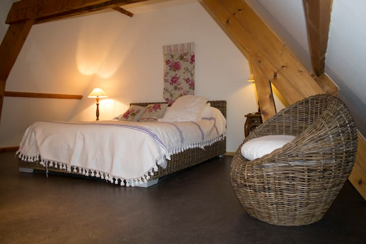 chambres d'hotes - Studio - Camboulit - Chalet