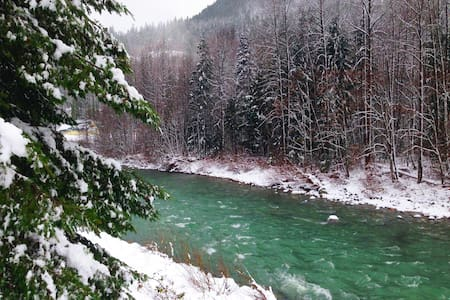 River Mountain Cabin Stevens Pass - Skykomish - Cabin - 2
