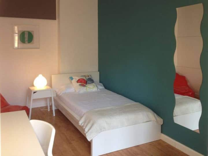 Modern and comfortable accommodation