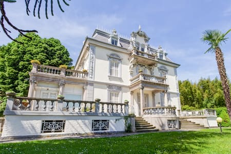 Luxury villa with amazing views - Stresa