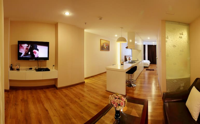 1 BED ROOM SERVICE APARTMENT IN BOD