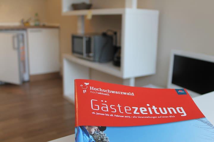 Schluchsee App.22010 inkl Pool - Schluchsee - Apartment