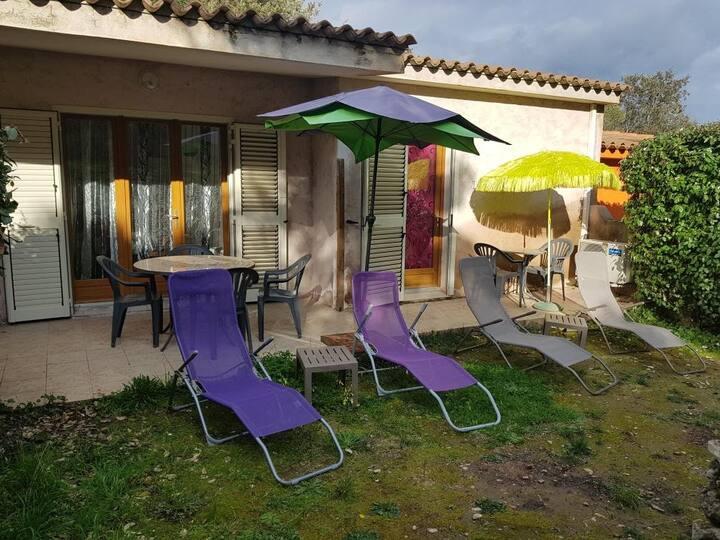 Maison 2 chambres proche des plages