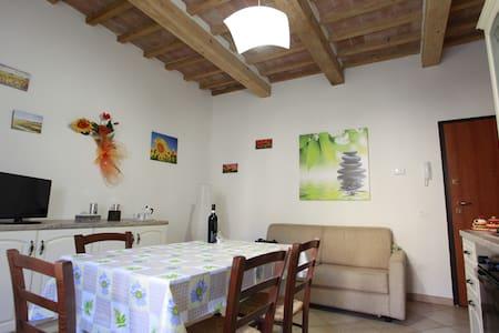 Tuscany Loft bilocale vicino Siena - Rosia - 公寓
