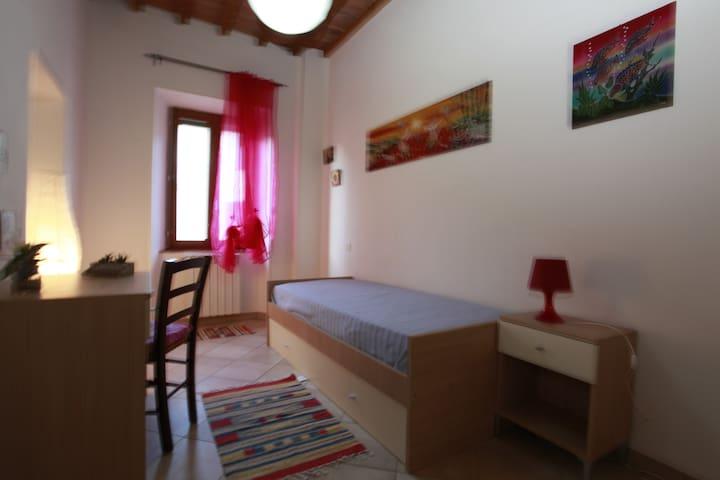 Tuscany trilo loft near Siena