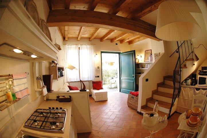 Appartamento con piscina - San Felice del Benaco - Apartmen