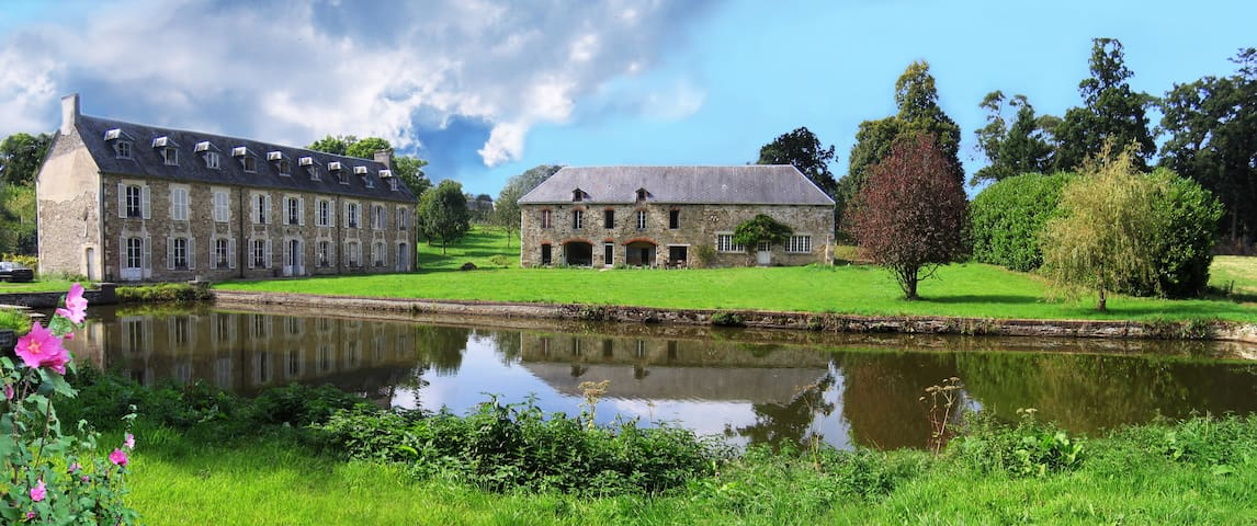 Stays in Normandy, in the nature - Anctoville - Castle