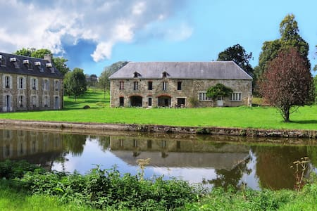 Stays in Normandy, in the nature - Anctoville - 城堡